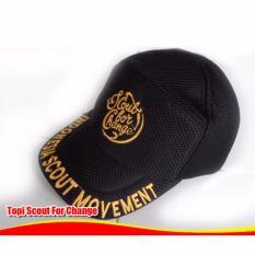 Topi Scout For Change - Topi Lapangan Pramuka