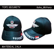 Jual topi security satpam murah garansi dan berkualitas  9a3e5b15e1