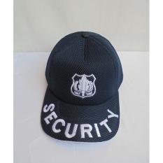 Topi Security ~ Bordir Besar - Qk3dd6