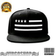 Topi Snapback Black YOUNG LEX Best Quality Carvioland