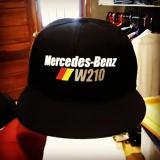 Jual Cepat Topi Snapback Mercedez Benz Black