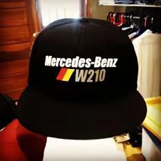 Ulasan Mengenai Topi Snapback Mercedez Benz Black