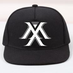 Topi Snapback Monsta X Logo