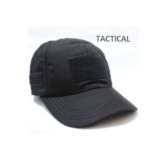Harga Topi Tactical Series Hat Outdoor Hitam Asli Tap