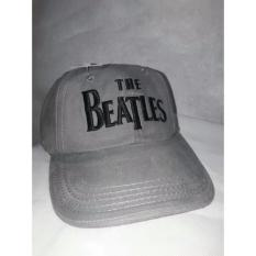 Promo Toko Topi The Beatles Abu Abu
