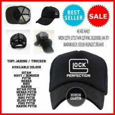 TOPI TRUCKER G LOCK PERFECTION F5 PEKING KARDUS 85