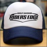 Jual Topi Trucker Harley Davidson Biru Navy Branded