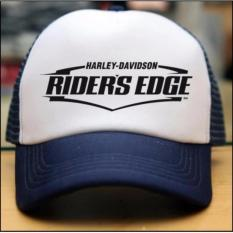 Harga Topi Trucker Harley Davidson Biru Navy Satu Set