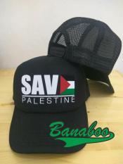 Spesifikasi Topi Trucker Jaring Save Palestine Hh17 Banaboo Shopping Yang Bagus