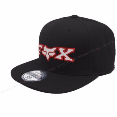 Topi55 Snapback Fox1 Premium Hitam Di Dki Jakarta