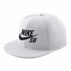 Beli Topi55 Snapback Nke Sb Premium Putih Topi55 Online