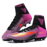 Toko Toptem Baru Pattern Man Spike Sepak Bola Sepatu Spike Sepak Bola Sepatu All Match Remaja Menjalankan Sepatu Eu 36 Intl Lengkap