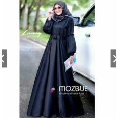 TotallyGreatShop Kondangan Muslimah Hijaber - Gamis Pesta / Formal / Wisuda - Gaun Pesta Party Maxy Dress ihluxury