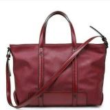 Jual Tas Zara Tote Bagtrf Imported Maroon Original