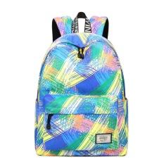 Spesifikasi Tourya Casual Women Backpack Sch**l Backpacks Bags Bookbag For Teenagers Girls Laptop Travel Backbag Schoolbag Mochila Feminina Blue Intl Yg Baik