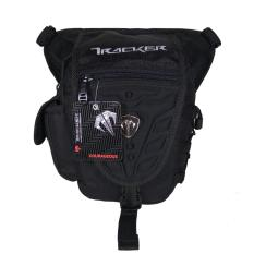 Jual Tracker Tas Pinggang Paha 4140 M Sporty Black Tracker Original