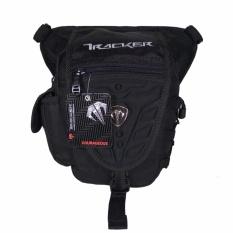 Beli Tracker Tas Selempang Pinggang Paha 3In1 4140 8 Original Black Online Terpercaya