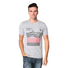 Tips Beli Trafix Kaos Distro Pria T Shirt Tumblr Tee Cowok Clau De Mon Abu Misty