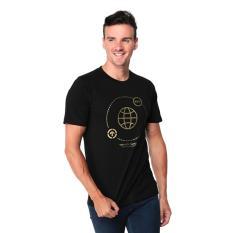 Toko Trafix Kaos Distro Pria T Shirt Tumblr Tee Cowok Globe Hitam Trafix Di Jawa Barat