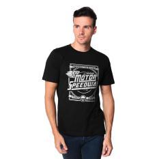 Jual Trafix Kaos Distro Pria T Shirt Tumblr Tee Cowok Motor Speed Hitam Di Bawah Harga