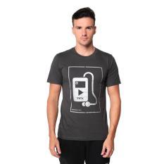 Toko Trafix Kaos Distro Pria T Shirt Tumblr Tee Cowok Wokmen Hitam Jawa Barat