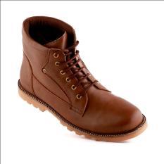 Harga Tragen Footwear Calderon Cokelat Di Jawa Barat