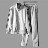 Beli Trainning Exercise Sets Autumn Sports Suit Male Teen Long Sleeved Suit Sportswear Suit Youth Kits Pake Kartu Kredit