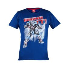 Model Transformer Optimus Prime Bring It T Shirt Kids Navy Terbaru