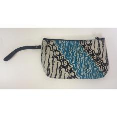 Travel Pouch / Make Up Pouch Multifungsi Batik 11