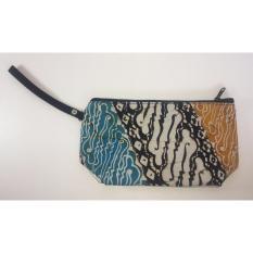 Travel Pouch / Make Up Pouch Multifungsi Batik 15