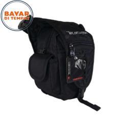 Beli Trecker Tas Selempang Paha Pinggang 3In1 4140 8 Black Trendy Sporty Original Lengkap
