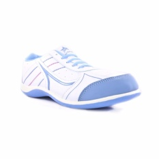 Trekkers M Keyna Sepatu Olahraga Wanita Putih Biru Muda Trekkers Diskon 30