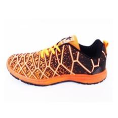 Trekkers Magma Sepatu Olahraga Sepatu Lari Warna Orange