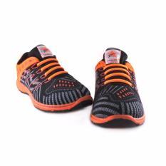 Trekkers Rl S Aiko Sepatu Olahraga Putih Oranye Asli