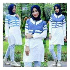 Toko Baju Tunik Fashion Wanita Baju Muslim Wanita Terbaru Blouse 03 Bt Trend Baju Dki Jakarta