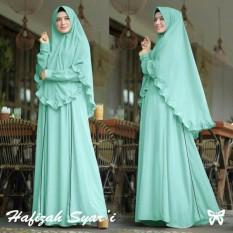 Gamis pesta - Baju gamis - Gamis wanita - Baju muslim terbaru - Busui - Gamis - SHP