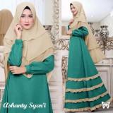 Harga Gamis Pesta Baju Gamis Gamis Wanita Baju Muslim Terbaru Variasi Cifon 4 Tingkat Murah