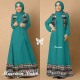 Spek Trend Baju Maxi Batik Pashmina Uk L Tosca