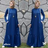 Toko Jual Gamis Pesta Baju Gamis Gamis Wanita Baju Muslim Wanita Terbaru Baju Muslim Wanita Terbaru Maxi Jersey Pashmina Uk L Blue