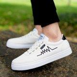 Promo Trend Bernapas Light Casual Sepatu Pria Putih Intl Wuxiang Terbaru