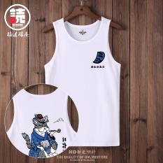trendi-gaya-jepang-pria-katun-leher-bulat-tanpa-lengan-baju-dalaman-vest-putih-gaya-jepang-merokok-kucing-3942-89474458-5284725fc6d8c71ec0355417d96f1307-catalog_233 Kumpulan List Harga Gamis Katun Jepang Blazer Teranyar waktu ini