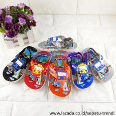Trendi Sandal Anak Laki-Laki Karet WARNA DIKIRIM RANDOM TYGOGO