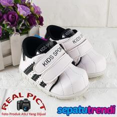 Trendi Sepatu Anak Bayi Laki BaTiTa Sol Karet JVNDS