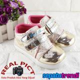 Spesifikasi Trendi Sepatu Anak Bayi Perempuan Baby Love Dotlove Bagus