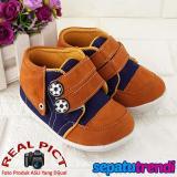 Jual Trendi Sepatu Low Boot Anak Laki Batita Koboi Jvnkbi Branded