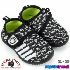 Jual Trendishoes Sepatu Anak Bayi Laki Laki Import Bmxa9 Hitam Trendishoes Asli