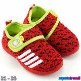 Jual Cepat Trendishoes Sepatu Anak Bayi Laki Laki Import Motif Rdcbmx Merah Hijau