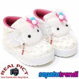 Ulasan Lengkap Trendishoes Sepatu Anak Bayi Perempuan Semi Boot Boneka Sbnk Putih