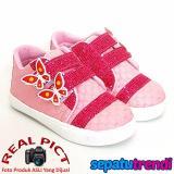 Harga Trendishoes Sepatu Anak Perempuan Kpov Pink Fuchsia Merk Trendishoes