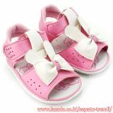 Harga Trendishoes Sepatu Sandal Bunyi Anak Walker Pbdnr4 Pink Yg Bagus